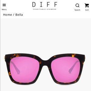 Diff Eyewear. Bella Sunglasses. Brand new.